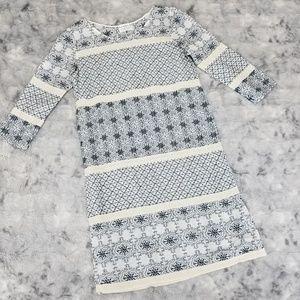 Velvet Graham and Spencer Dress Shift XS Embroider